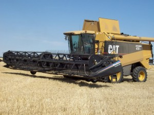 CATERPILLAR LEXION 470r