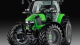 Deutz Fahr eyes of the tiger