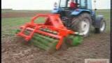 AGRO-MASZ – Agregat Talerzowy uprawowo siewny