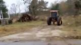 Niesamowity traktor