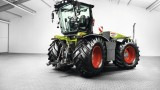 The New CLAAS XERION 2014