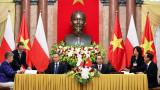 Polska żywność w Wietnamie