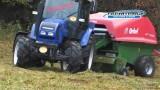 Ciągniki FARMTRAC w pracy