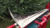 agregat otrząsająco czyszczący do wiśni i śliw