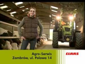 MASZYNY CLAAS AGRO-SERWIS ZAMBRÓW